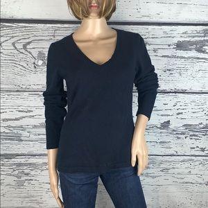 ESCADA Cashmere V-neck Sweater - M